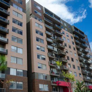 Torres de apartamentos en Ciudad Hayuelos Santiago de Tunja